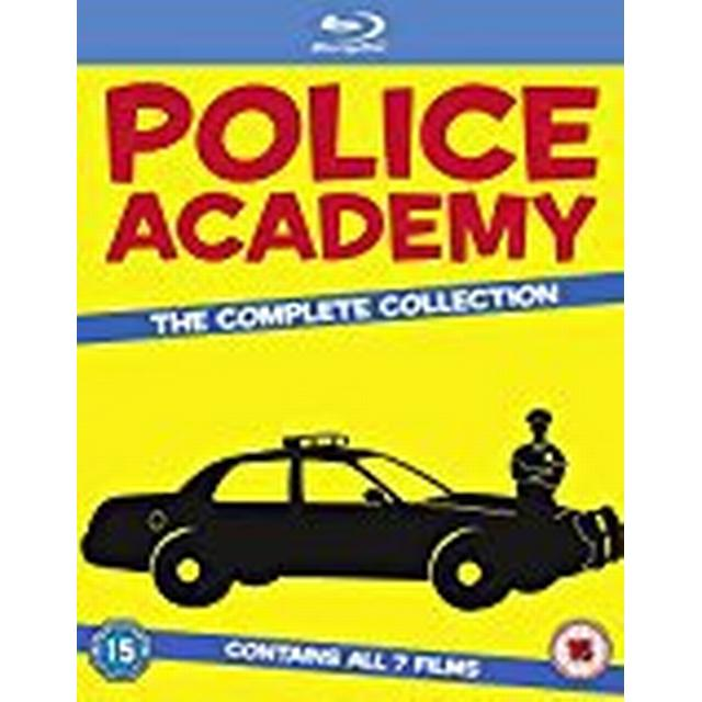 Police Academy 1-7 - The Complete Collection [Blu-ray] [Region Free]